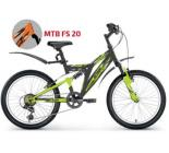 Велосипед Forward Altair MTB FS 20 (2017)
